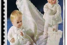 Sidar 2461 B knit doll clothes
