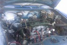 ADO16 Austin Morris 1300 mark III - 1973