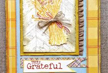 Fall Cards & Stuff / Fall cards using a variety of products.