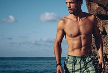 This is a man's world! / Enjoy the man beachwear collection 2014 by Goldenpoint and discover your fashion side!