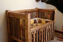 Homemade cribs