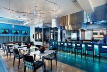 Contemporary Kitchens / Beautiful sleek kitchen ideas for luxury homes in Scottsdale Arizona.