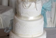Wedding Cakes 2014 - Sam Rigby Photography / In 2014 I have been lucky enough to photograph lots of amazing weddings. Here are some of the Wedding Cakes to give you inspiration.