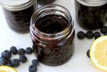 Blueberry/Lemon Jam
