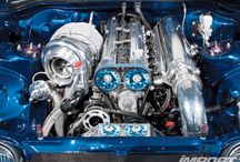 engine bays ♡