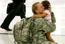 Welcome Home to our Military / by Sheila Proulx