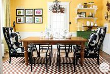Gather around / Dining room ideas / by Amanda Marr