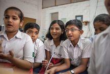 Školy a vzdelávanie / O možnostiach ako vzdelávať farebne, chutne a tvorivo...
