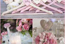 Shabby wedding day / Déco shabby mariage