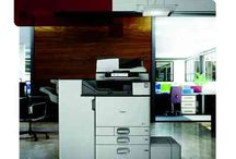 Ricoh MPC4503(A)SP / The MP C4503(A)SP provides high-resolution colour print output on paper up to SRA3 in size. Colour speed is 45 A4 pages a minute for copies and prints. A Single Pass Duplex Feeder scans both sides of an original document simultaneously allowing super-fast scanning at 180 images per minute, ideal for electronic document archiving. A comprehensive range of finishing options allows production of professional quality colour documents. For more information contact us: social@smartprint-uk.com