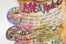 Art Journalling 2 / by Jen Waugh