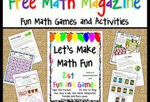 Maths ideas