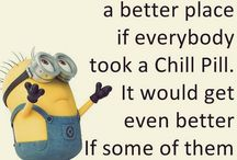 minions thoughts <3