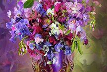 Art - les fleurs