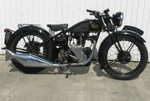 Project: Velocette MOV / Gathering material for upcoming restoration