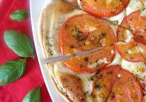 Pizzes, milfulles i altres pastissos salats