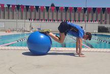 Swim Training & Info