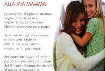 poesia per la mamma