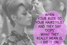 #HairDresserLife