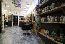 My Salon / This is where I work Tuesday through to Saturday so if you would like a fantastic hair cut, colour or style come and see me! :-) Call us on 01179502402