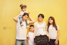 Familias / Retratos de familia.