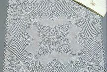 knitting and lace