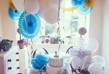 1st Birthday / Baby's First Birthday