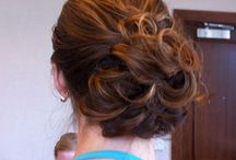 Updo's / Work by us!