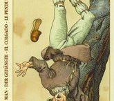 Tarot  by  Dürer / Tarot cards made by Dürer