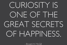 Curiosity / by Claudi Potter