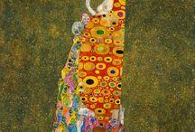 Gustav Klimt Colection