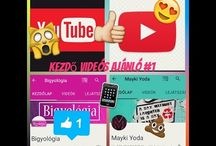 videósok