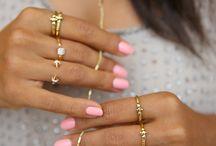 Smykker og ringer