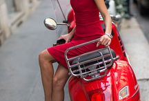 Fashion Icon: Giovanna Battaglia / Fashion Icon: Giovanna Battaglia. Italian Lady perfect style.