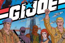 G.i.joe / The real American hero  / by David Lawrence