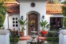 Hacienda house