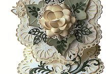 Cards - Marianne Design / by Misseke House of Crafts