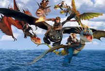 How to train your dragon ❤❤❤