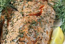 Food and Recipes - Fish