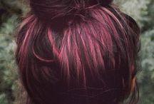 MW purple hair