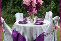 Purple / Lavender Weddings / A variety of wedding, shower, party, and other event ideas in shades of purple, violet, and lavender.