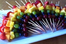 ovocie na oslavu