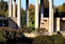 podzimní Lidice očima Kateřiny Balíkové / Fotky z návštěvy PAMÁTNÍKU LIDICE, září 2013