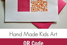 Kids Cards / Thank you cards, birthday cards, special occasion cards toddlers and babies can make