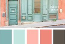 Colour Combinations / Great Colour Combinations