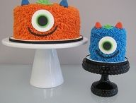 Monster Birthday Party / by Krista Price