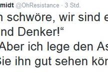Tweets / Die Tweets von Berliner Schriftstellern