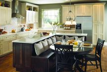 Kitchens / by Michelle Sneed