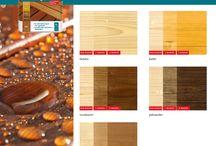 Farbtonübersichten / Praktische Farbtonübersichten für verschiedene Produkte aus dem BAUFIX Online-Shop