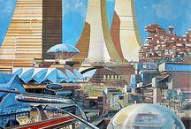 Retro-futurismo / El Futuro del Pasado